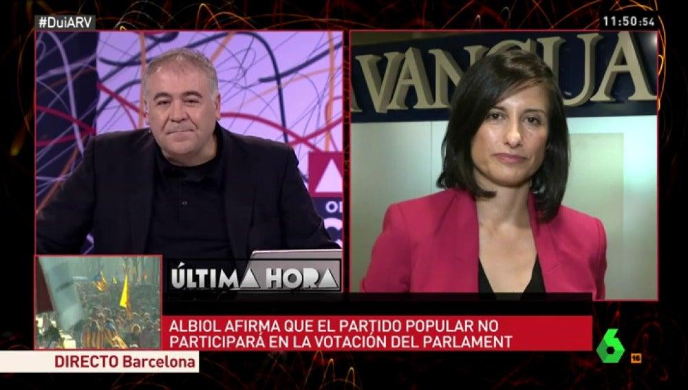 [La Sexta] Al Rojo Vivo: Especial Impeachment a Rajoy 58