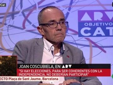 Joan Coscubiela con Ana Pastor