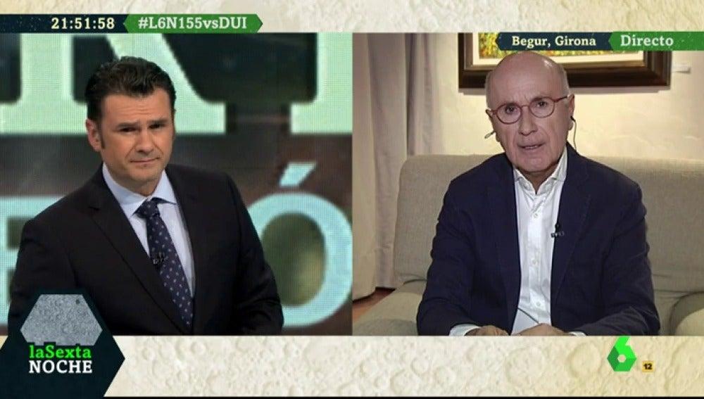Duran i Lleida, exsecretario general de CiU