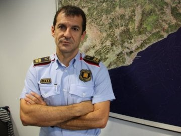 El comisario Ferrán López