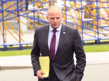 El ministro belga de Inmigración, Theo Francken