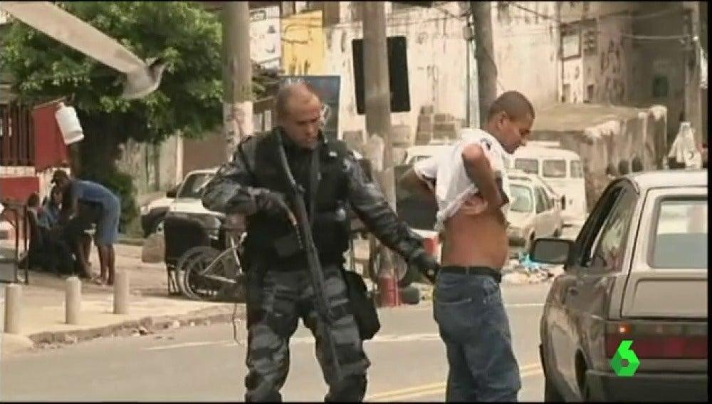 La Policía que trabaja en la favela donde fue asesinada la turista española