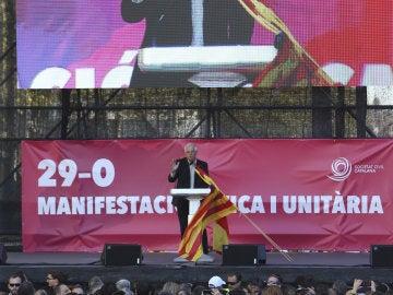 El exministro y expresidente del Parlamento Europeo (PE) Josep Borrell