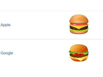 Diferentes tipos de hamburguesa