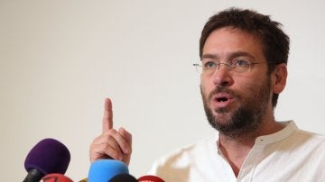 Albano Dante, secretario general de Podem en Catalunya
