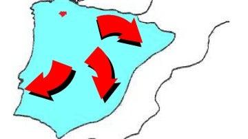Mapa del Partido Froilanista