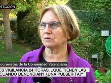 Amalia Alba, de Mujeres Progresistas de la Comunidad Valenciana