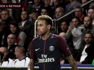 Sergio Ramos abre la puerta a Neymar