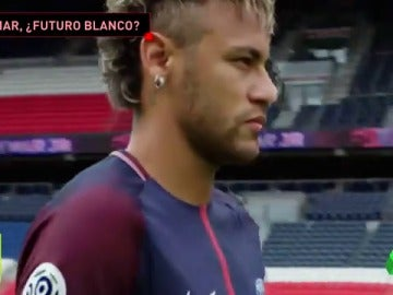 ¿NEYMAR AL REAL MADRID?