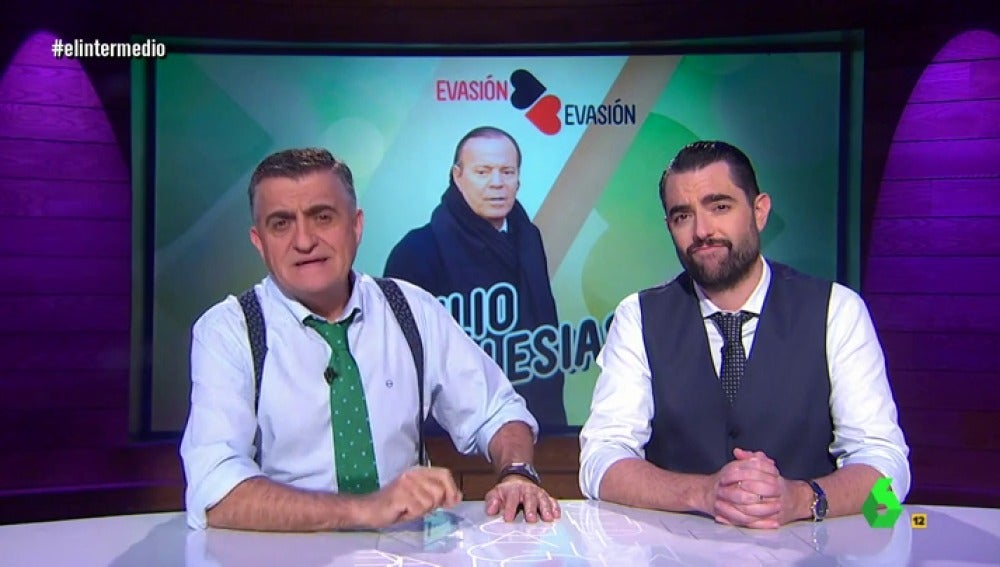 """El nuevo miembro en los 'Paradise Paper' """"involucrado indirectamente"""" que puede """"provocar un terremoto informativo"""": Julio Iglesias"""