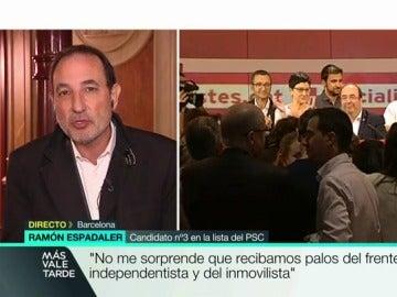 Ramón Espadaler, en Más Vale Tarde