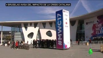 El Mobile World Congress estudia mover su sede de Barcelona