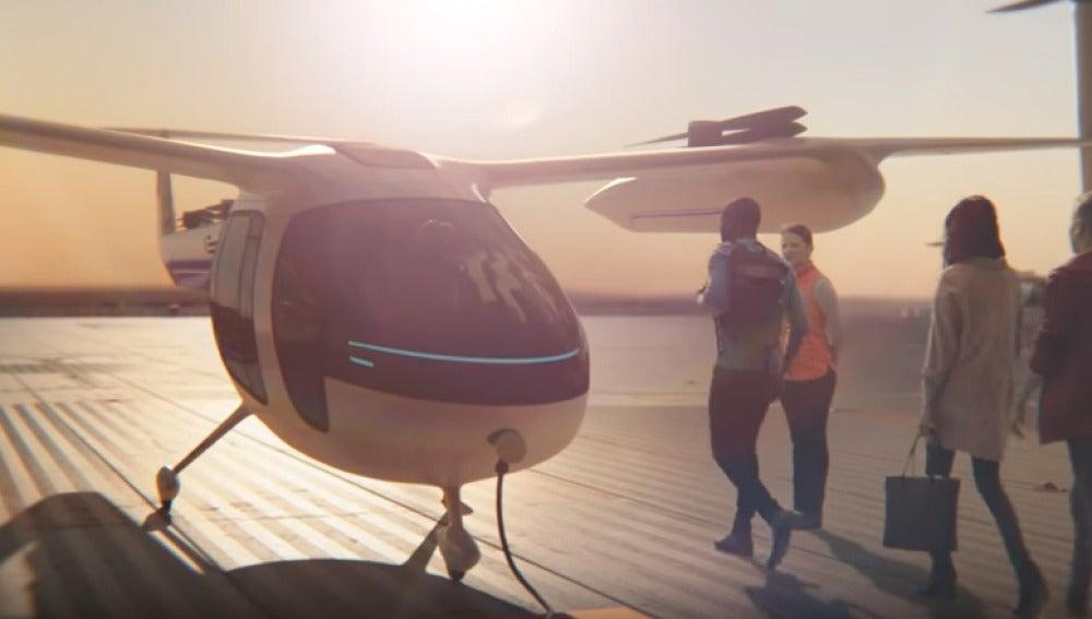Taxis voladores de Uber y la NASA