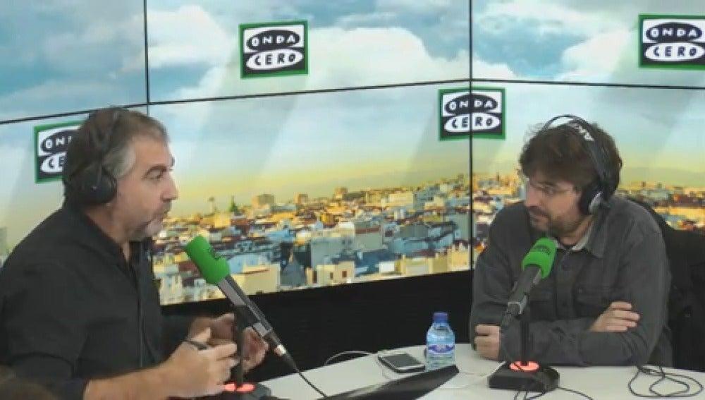 """Jordi Évole: """"Me esperaba una respuesta más contundente de Maduro apoyando la república de Cataluña"""""""