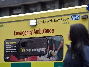 Ambulancia de Reino Unido