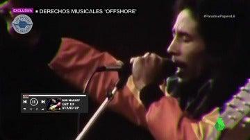 Bob Marley, Duke Ellington o John Denver, víctimas de una 'playlist offshore' de más de 26.000 canciones