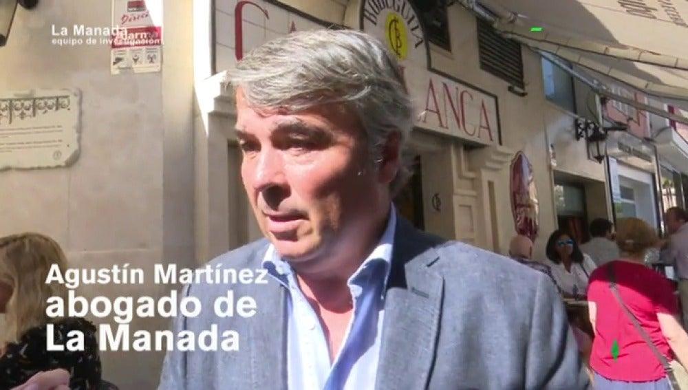 """Agustín Martínez, abogado de parte de 'La Manada': """"En el escrito de defensa está clara nuestra versión sobre lo que realmente ocurrió"""""""