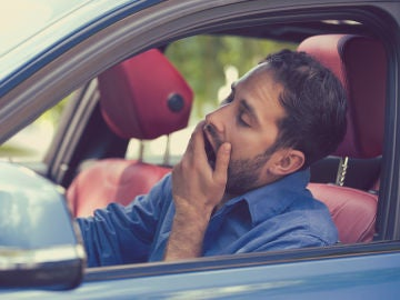 Tener sueño al volante