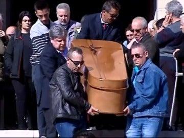 Funeral multitudinario por Jéssica, asesinada a tiros por su expareja