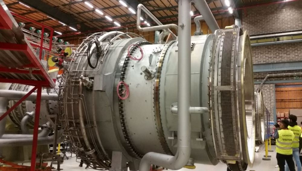 La impresion 3D llega a las turbinas gigantes