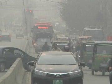 Contaminación en Pakistán