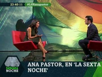 Ana Pastor, en laSexta Noche