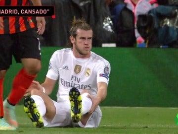 El Madrid se plantea vender a Bale