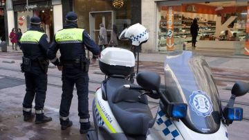 Policía de Vitoria