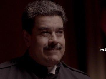 Nicolás Maduro en Salvados