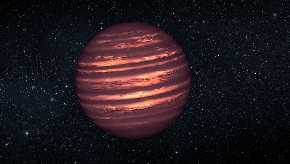 El objeto, bautizado OGLE-2016-BLG-1190Lb, se encuentra a 22.000 años luz de la Tierra
