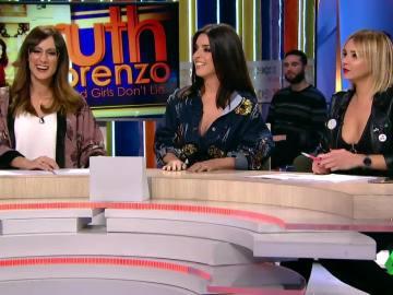 Ruth Lorenzo visita Zapeando