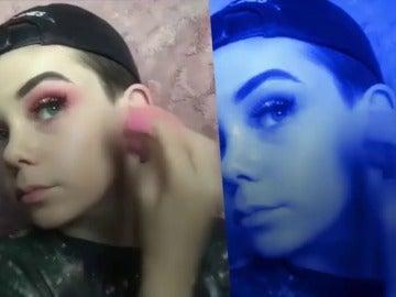 Este niño de 10 años con miles de seguidores en Instagram es un experto en maquillaje