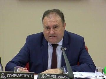José Luis Olivera, excomisario de la UDEF