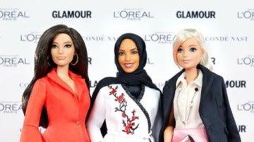 Primera Barbie con hijab.
