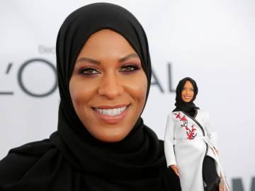 Nueva Barbie con hiyab