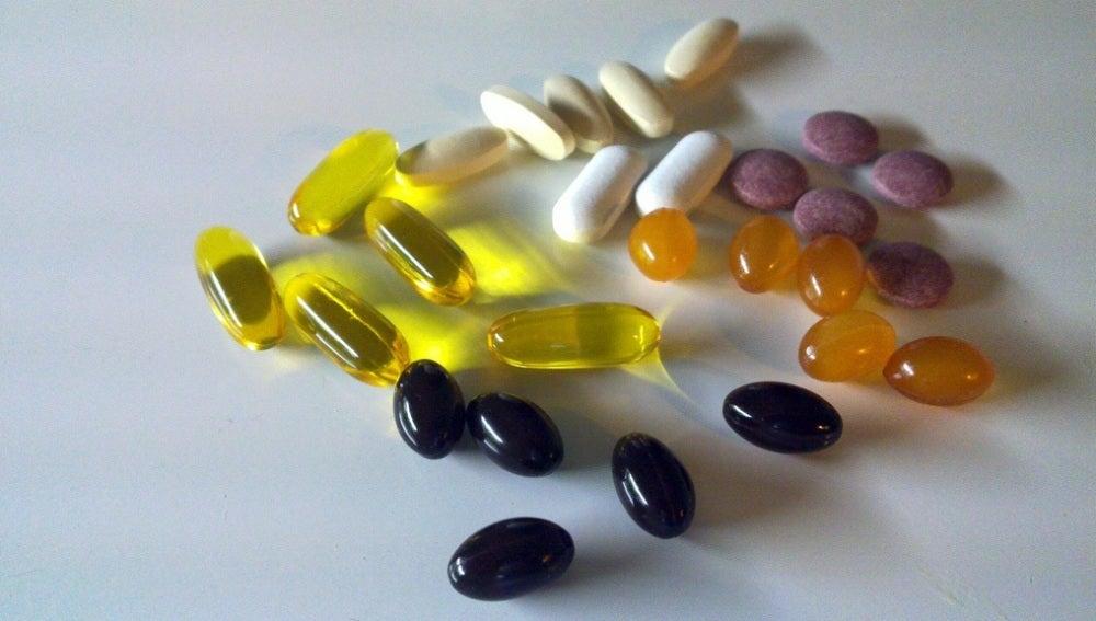 Un estudio advierte de sustancias dopantes en suplementos nutricionales