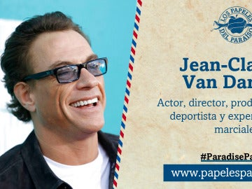 El actor Jean-Claude Van Damme