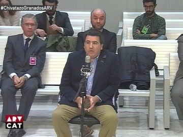 David Marjaliza declara como testigo en el juicio Gürtel