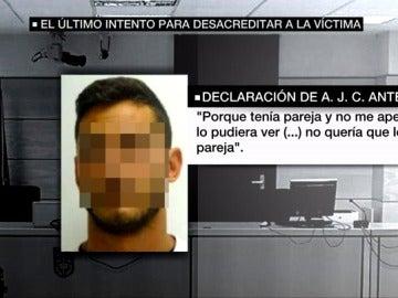 El militar acusado de 'La Manada'