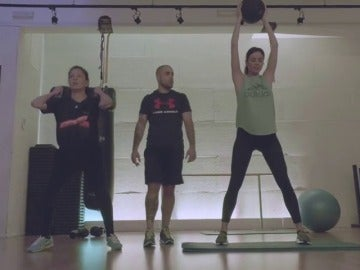 07:00 a.m: Fitness con Dafne Fernández