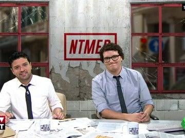 """Facu Díaz y Miguel Maldonado: """"No sé quién representa más peligro, si unos nazis con la cara cubierta o Junqueras yendo a por calçots"""""""
