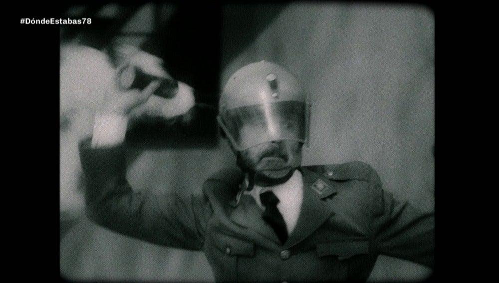 Represión policial, 1978