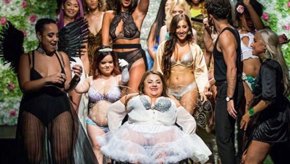 El desfile 'anti Victoria's Secret'