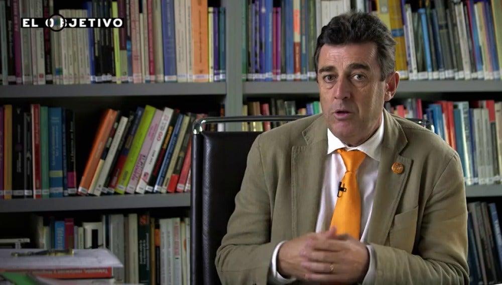 """José Manuel Ramírez: """"Cuando ocurra una tragedia, las eléctricas dirán 'yo ya lo avisé'"""""""