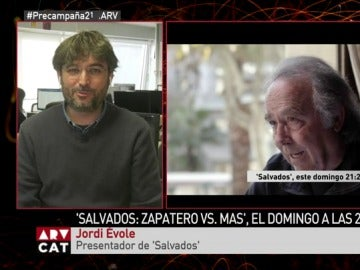 Jordi Évole, en ARV
