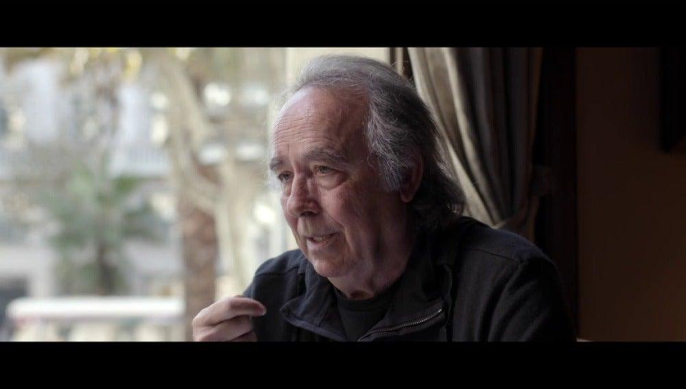 Serrat habla en Salvados, en laSexta, sobre la situación en Cataluña