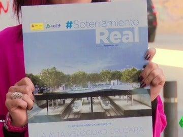 Soterrar las vías y construir otras para que llegue el AVE a Murcia: el 'juramento' del Gobierno tras el 'triunfo' de los vecinos