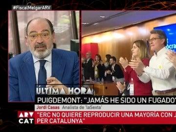 Jordi Casas, en Al Rojo Vivo