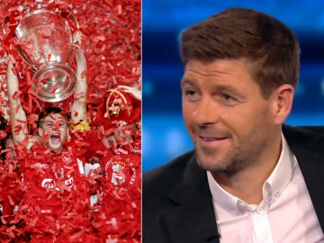 Gerrard recuerda la final de la Champions