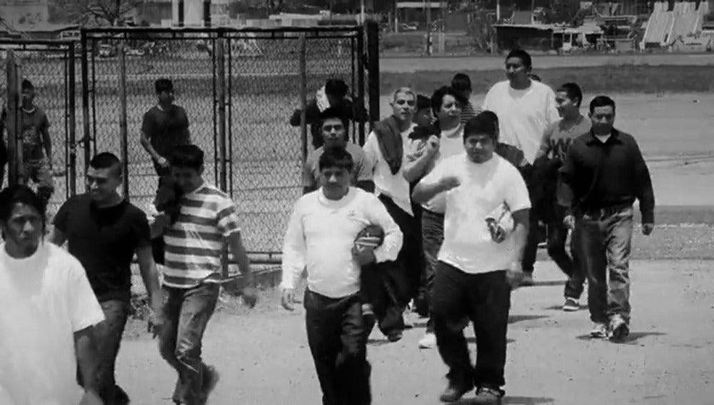 Llegada a Guatemala de deportados de EEUU